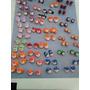 Apliques De Masa Flexible, Variados Colores, Porcelana Fria