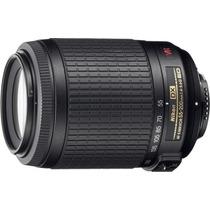 Lente Nikon Af-s Dx Nikkor 55-200mm F/4 5.6g Frete Gratis