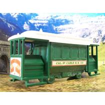 Trenes Escala Vendo Tranvia Porta Loción