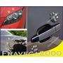 Calcomania Emblema Huellas Cromo Para Carro Moto Vidrieras.