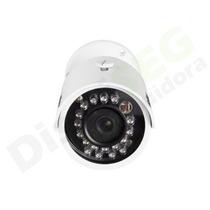 Câmera Intelbras Vm S4020 600 Linhas Ir Inteligente 3,6mm