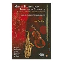 Metodo Flamenco Para Instrumentos, Juan Parrilla