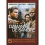 Dvd Original Dicaprio Diamantes De Sangre