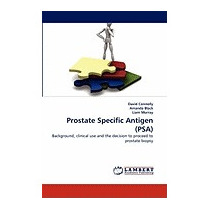 Libro Prostate Specific Antigen (psa), David Connolly