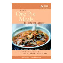One Pot Meals For People With Diabetes, Ruth Glick