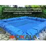 Lona Lago Tanque Criação Peixe Manta 100% Impermeável M2