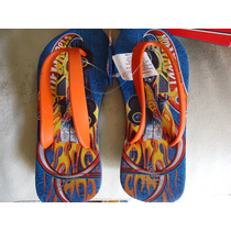 Sandalias Hot Wheels Numero 20