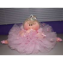 Bailarinas,bonecas De Pano,decoração De Festas, Buffet,