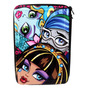 Cartuchera Monster High 3 Pisos C/cierre Licencia Original