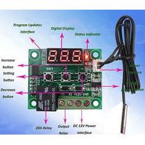 Mini Controlador De Temperatura -50 °c A 100 °c