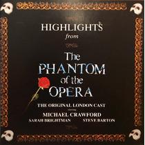 Cd Sarah Brightman The Phantom Of The Opera