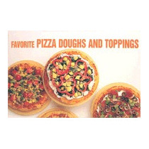 Libro Favorite Pizza Doughs And Toppings, Bristol Publishing
