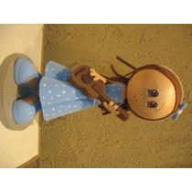 Topo De Bolo, Bonecas Personalizadas, E.v.a 3d, Bonecas