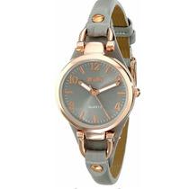 Reloj Xoxo Gris 100% Original, Envío Gratis!