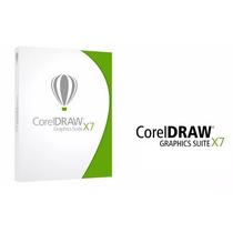 Corel Draw X7 Español Win X32 | X64 Bits