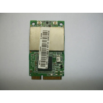 Placa Pci Wireless Note Acteon N505 - Dynamic E150630 94v-0