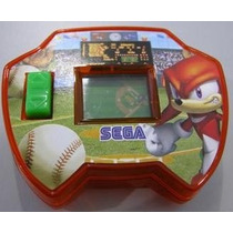 Retro Knuckles Sonic Sega Mc Donald 2004 Sin Uso (5490)