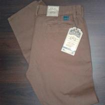 Pantalón De Vestir Tipo Khaki Caballero Ch-57 (chevignon)
