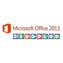 Pacote Office 2013 Pro Plus - Ative Online - X32x64 + Brinde