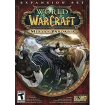 World Of Warcraft: Mists Of Pandaria Para Pc Nuevo Sellado