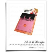 Kit Limpieza Uñas Base P/discos Y Almohadillas Konad #0001