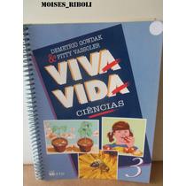 Livro Viva Vida Ciências 3 Demetrio & Pitty D5