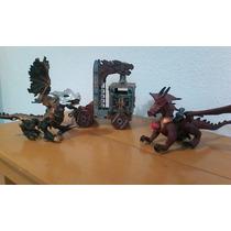 Lote Dragones Medieval Lego