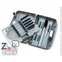 Maletín Cuchillos Chef Profesional/estudiante