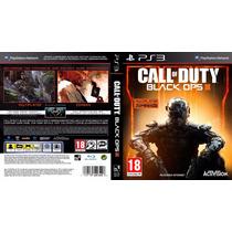 Ps3 - Call Of Duty Black Ops 3 - Lacrado - Míd Fis - Pt Br