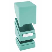 Ultimate Guard Monolith Deck Case 100+ Color Turquesa