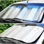 Quebra Sol P/ Carros Protetor Solar De Parabrisas Universal