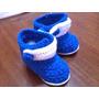 Botas Artesanales Crochet Por Mayor Y Menor