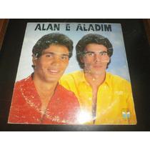 Lp Alan E Aladim, Meu Companheiro (sou Eu), Vinil De 1987