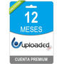 Cuentas Premium Uploaded 360 Dias - Oficial 100% Original