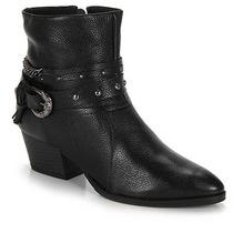 Ankle Boots Feminina Desmond - Preto