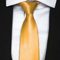 Gravata Dourada Padrinhos Formatura