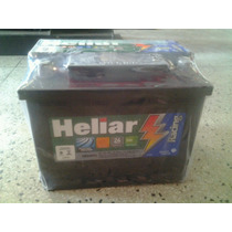 Bateria Heliar Racing 65 Amp Socorro Gratis Original Fabrica