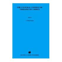 Libro Cultural Context Of Therapeutic Choice:, Carolyn F Sar