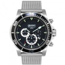 Relógio Orient Mbssc109 P1sx Masculino Mergulho - Refinado