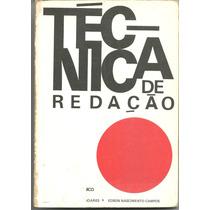 Livro: Tecnica De Redação - Magda Becker Soares