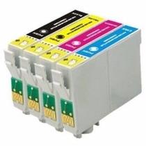 Cartuchos Novos Para Impressora Tx115 Tx105 T23 T24 Kit