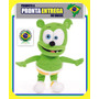 Pronta Entrega - Gummy Bear 34cm Musical - Fotos Reais