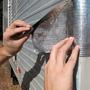 Manta Fria Multiuso Auto-adesiva 10cm X 10m