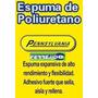 Espuma De Poliuretano 750ml X Mayor - Ferreteria Ferrejido
