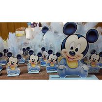 Souvenirs Portafotos Minnie, Mickey, Jake Y Los Piratas, Zou