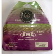 Kit Relação Hornet 2008 Ed Kmc Com Retentor