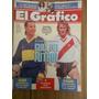 El Gráfico Lote De 4 Revistas Año 1991 Especial River Plate