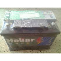 Bateria Heliar Racing 75 Amperes Muita Potencia Som Inmetro