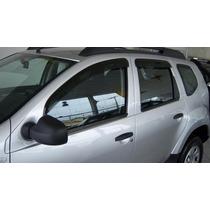 Calha Chuva Renault Renault Duster 4 Portas Tg Poli