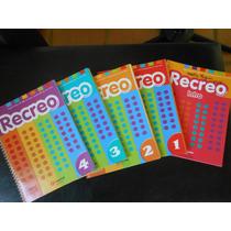 Coleção Recreo Español Para Niños Completa (para Professor)